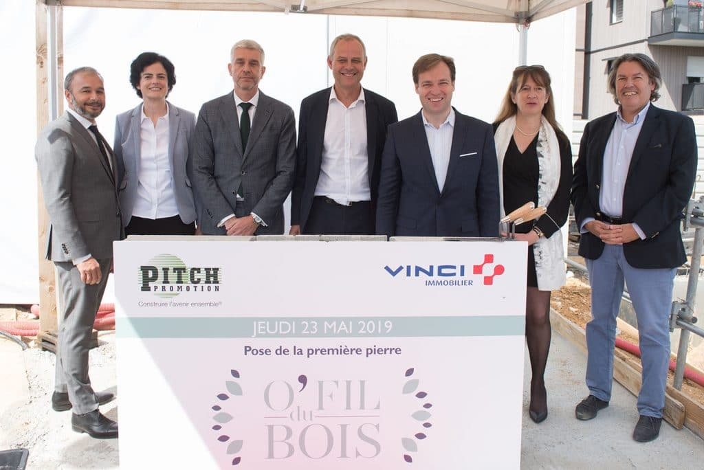 influence factory pour Pitch promotion et VINCI Immobilier