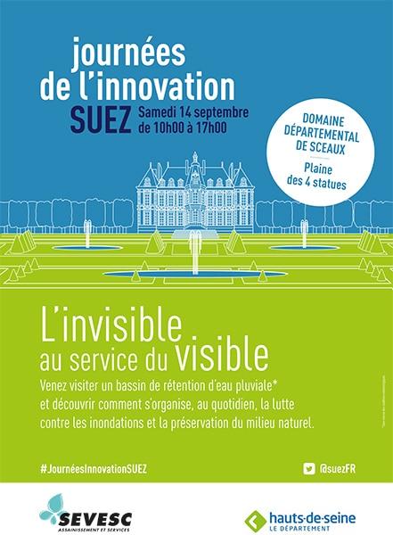 SEVESC - SUEZ parc de Sceaux par influence factory